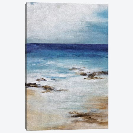 Salt Air Canvas Print #KHA19} by Karen Hale Canvas Art Print
