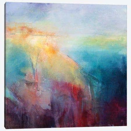 Luminous Energy Canvas Print #KHA22} by Karen Hale Canvas Artwork