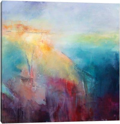 Luminous Energy Canvas Art Print