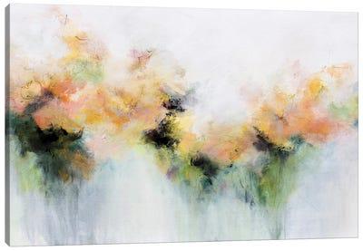 Warm Light Canvas Art Print