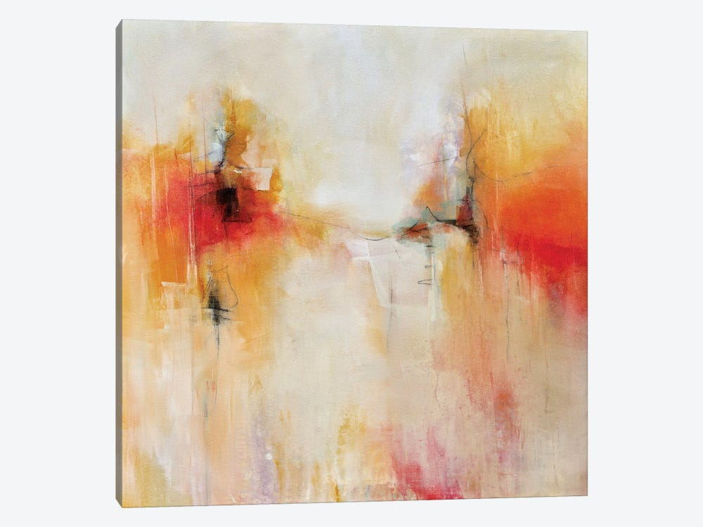 Dancing On The Edge by Karen Hale 1-piece Canvas Wall Art