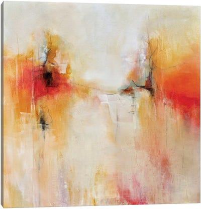 Dancing On The Edge Canvas Art Print