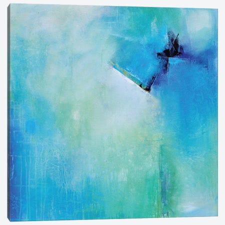 Free Flow Canvas Print #KHA3} by Karen Hale Canvas Art Print