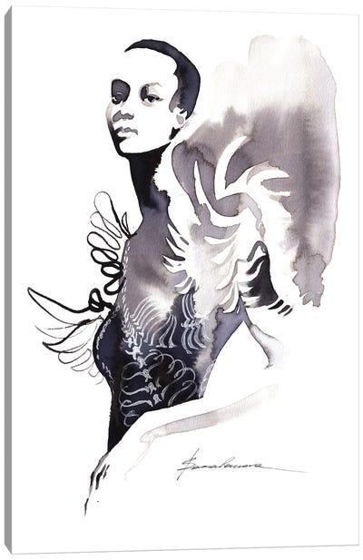 Iris Van Herpen Canvas Art Print