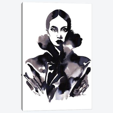 Yohji Yamamoto Canvas Print #KHB14} by Khrystyna Barabanova Canvas Art Print