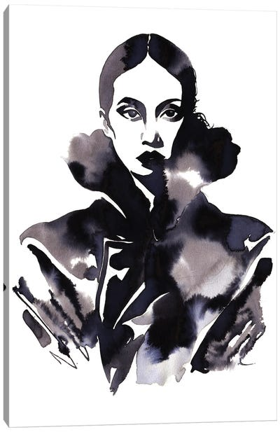 Yohji Yamamoto Canvas Art Print