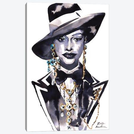 Dolce & Gabbana Canvas Print #KHB15} by Khrystyna Barabanova Canvas Art Print