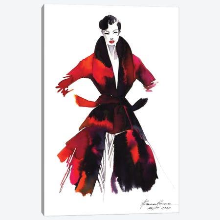 Dior Canvas Print #KHB16} by Khrystyna Barabanova Canvas Print