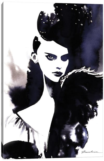 Givenchy Canvas Art Print