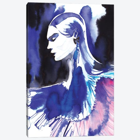 Vogue Canvas Print #KHB19} by Khrystyna Barabanova Canvas Artwork
