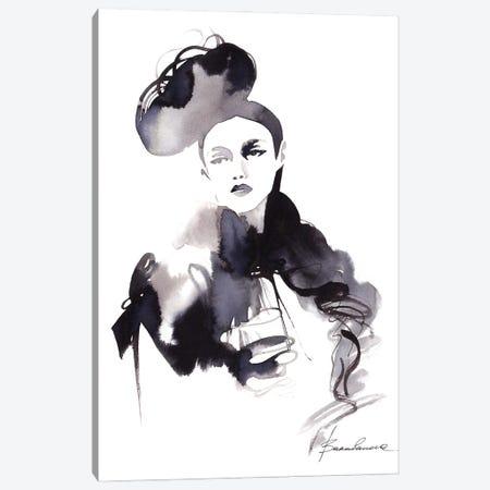 Alice Canvas Print #KHB1} by Khrystyna Barabanova Canvas Art