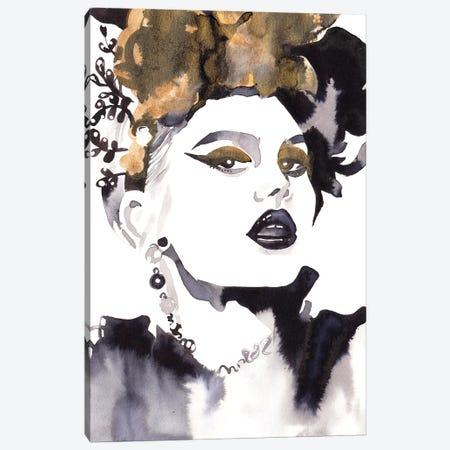 Linda Hallberg Canvas Print #KHB4} by Khrystyna Barabanova Canvas Art Print