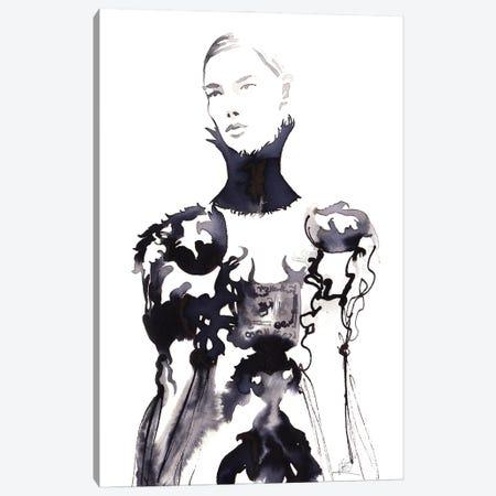 Alexander Mcqueen Runway Canvas Print #KHB6} by Khrystyna Barabanova Canvas Art Print