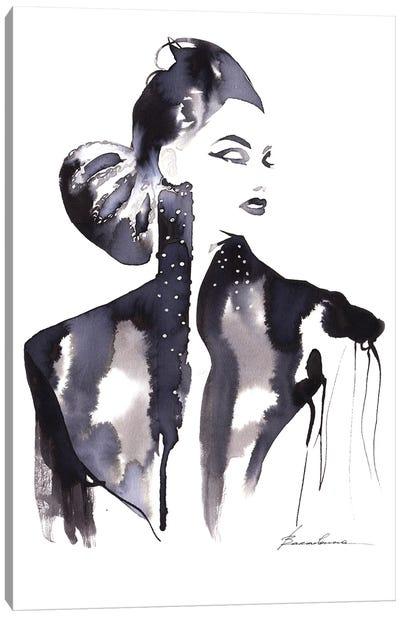 Vanishing In Luxury Canvas Art Print