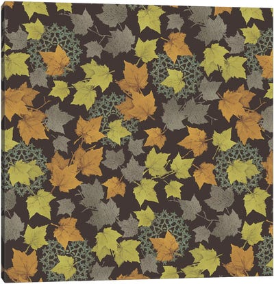 Autumn Favors II Canvas Art Print