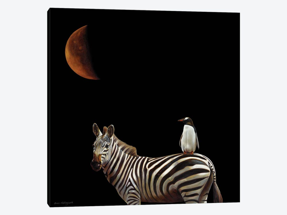 Pilgrimage by Karen Hollingsworth 1-piece Canvas Art