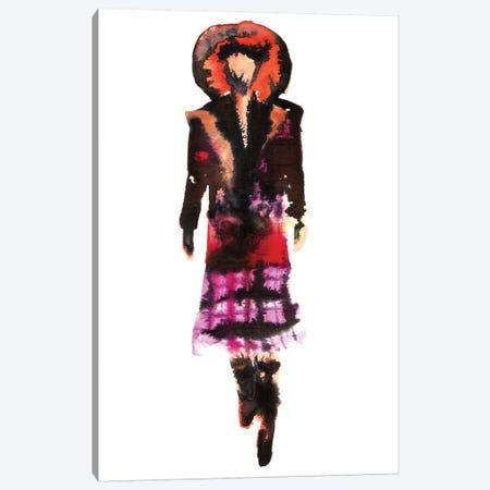 Miu Miu Canvas Print #KHR100} by Kahri Canvas Artwork
