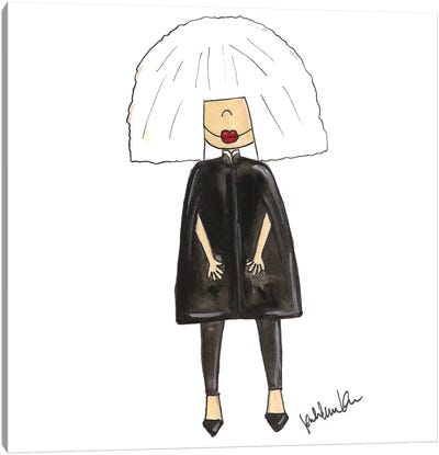 Sia Canvas Art Print
