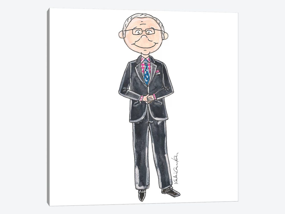 Tim Gunn 1-piece Art Print