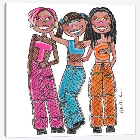 TLC Canvas Print #KHR127} by Kahri Canvas Print