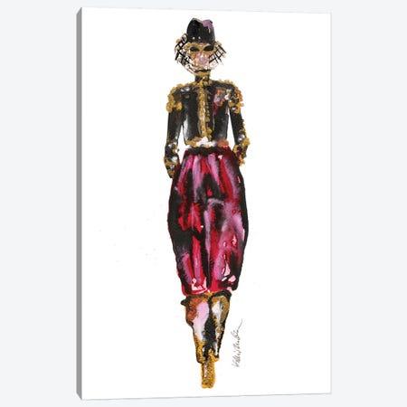 Alexandre Vaultier Couture Canvas Print #KHR137} by Kahri Canvas Art