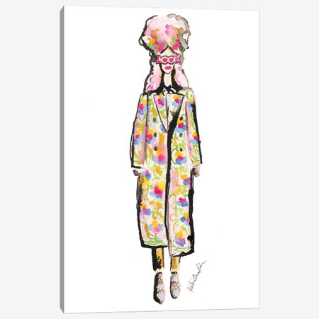 Dolce Love Canvas Print #KHR140} by Kahri Canvas Artwork