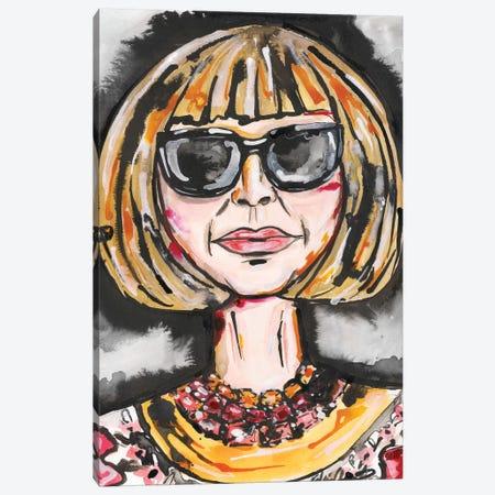 Anna W Canvas Print #KHR147} by Kahri Canvas Print