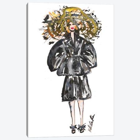 Valentino Sp19 II Canvas Print #KHR173} by Kahri Canvas Print