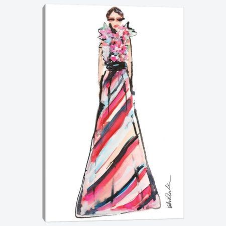 Viktor Couture 18 Canvas Print #KHR174} by Kahri Canvas Art