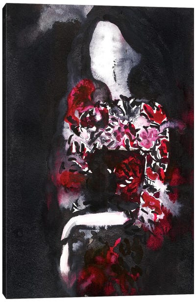 CK Canvas Art Print