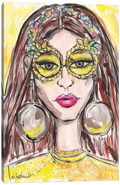 Dolce & Gabbana Sunglasses Canvas Art Print