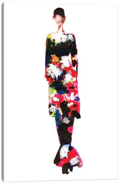Fendi Couture Fall '17 Canvas Art Print