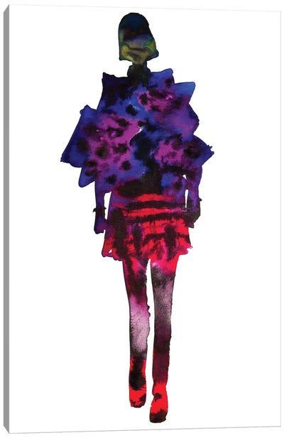 Junya Watanabe II Canvas Art Print