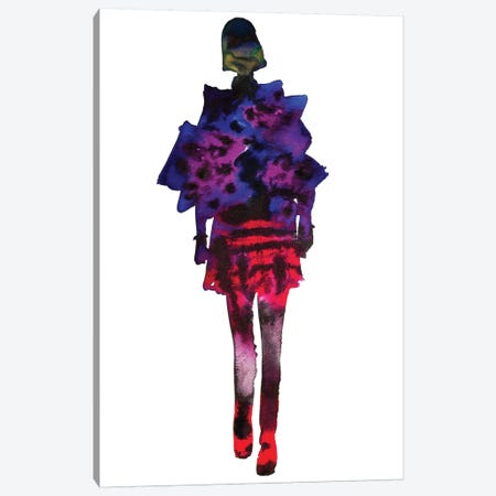 Junya Watanabe II Canvas Print #KHR73} by Kahri Canvas Wall Art
