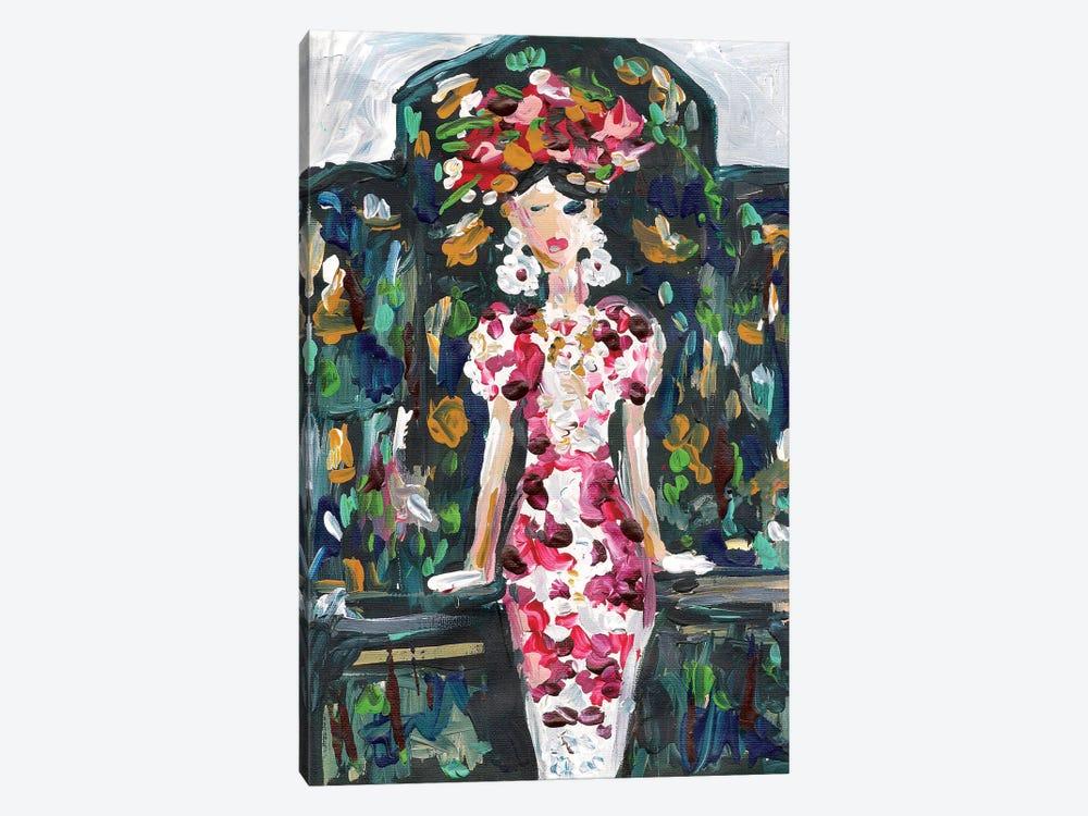 Karlie Kloss by Kahri 1-piece Canvas Artwork