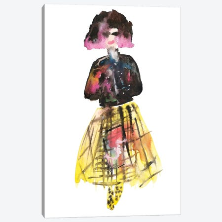 Marc Jacobs Resort '17 Canvas Print #KHR89} by Kahri Canvas Art Print
