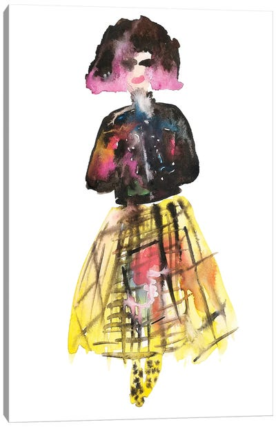 Marc Jacobs Resort '17 Canvas Art Print