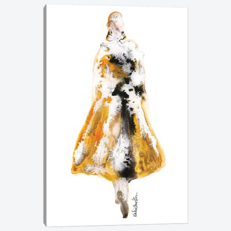 Maison Margiela Couture Fall '17 Canvas Print #KHR90} by Kahri Canvas Artwork