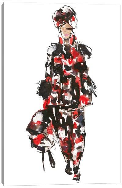 Marc Jacobs S/S '18 Canvas Art Print