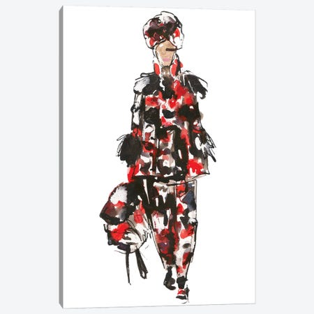 Marc Jacobs S/S '18 Canvas Print #KHR95} by Kahri Canvas Print