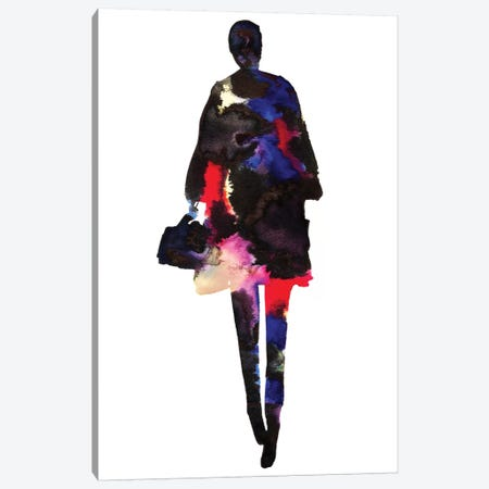 Moschino Derelicte Canvas Print #KHR97} by Kahri Canvas Print