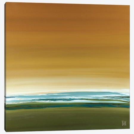 Midmorning I 3-Piece Canvas #KHS13} by Kelsey Hochstatter Art Print