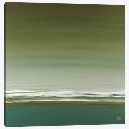Midmorning II 3-Piece Canvas #KHS14} by Kelsey Hochstatter Canvas Artwork