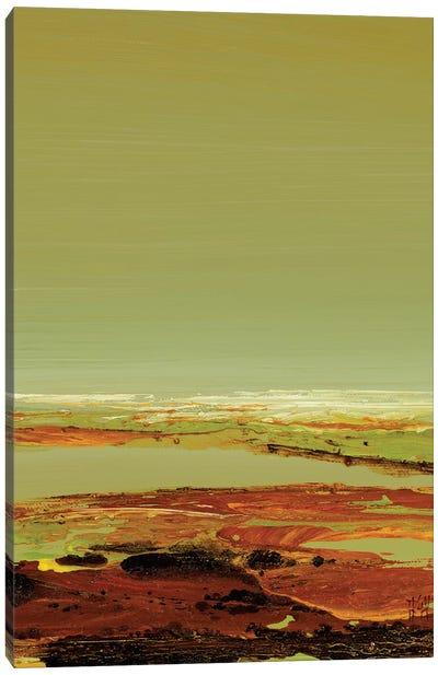 So Quietly II Canvas Art Print