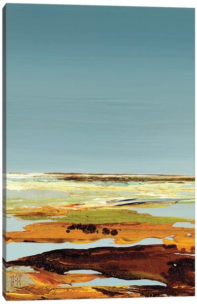 So Quietly III Canvas Art Print