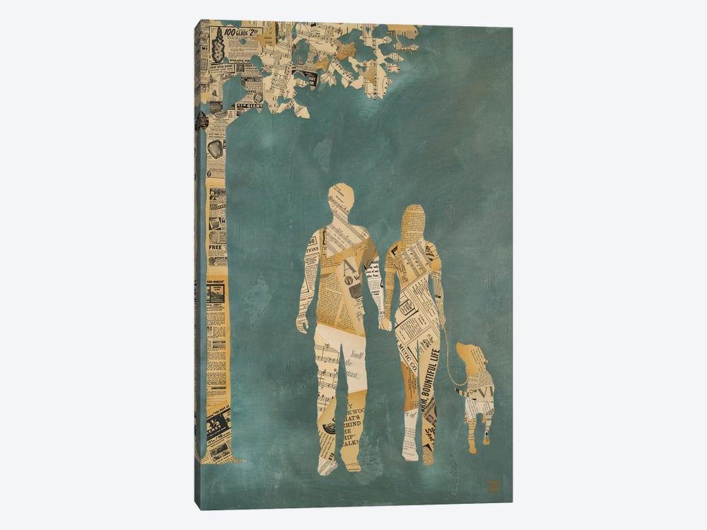 Summer Stroll by Kelsey Hochstatter 1-piece Canvas Artwork