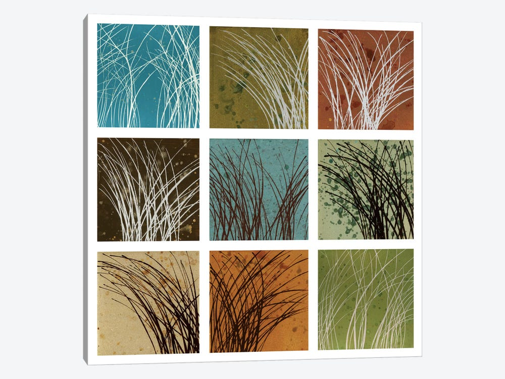Wind And Rain by Kelsey Hochstatter 1-piece Canvas Art