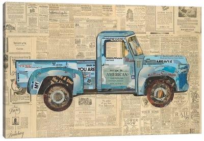 George's '53 Ford Canvas Art Print