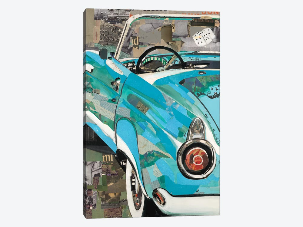 Thunderbird by Kelsey Hochstatter 1-piece Canvas Art Print