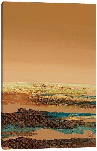 So Quietly IV Canvas Art Print